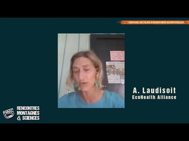 itv A. Laudisoit et E. Demuru,