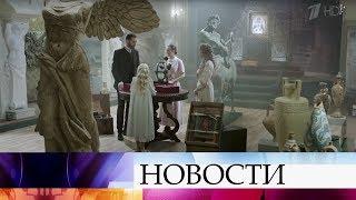 """На Первом канале премьера - многосерийный фильм """"Ангел-хранитель""""."""