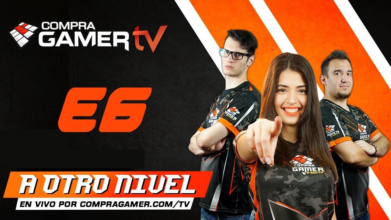 Download A Otro Nivel - 6TO STREAM  #CompraGamerTV