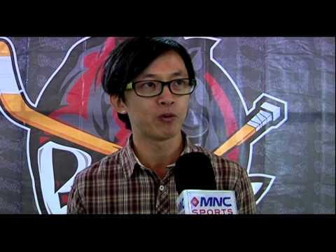 CLUB BADAX TIM ICE HOCKEY INDONESIA