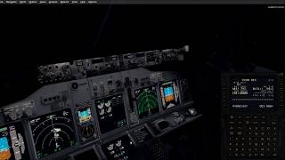 Prepar3D V4 | PMDG 738NGX | KORD-KJFK | Max settings