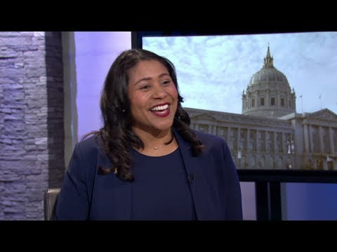 San Francisco Mayor-elect London Breed