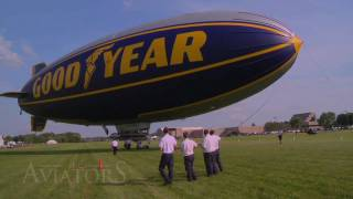 Aboard the Goodyear blimp (FREEview 111)