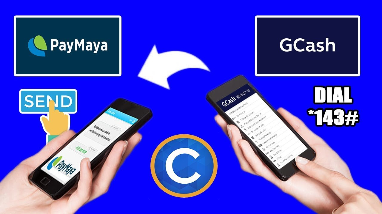 Send Money From Gcash To Paymaya Fast and Easy 2018