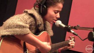 """Nneka """"Your Request"""" Live at KDHX 2/12/10 (HD)"""