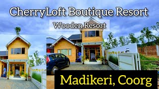 CherryLoft Boutique Resort Coorg Wooden Resort Hotels In Coorg CherryLoft Resort Madikeri