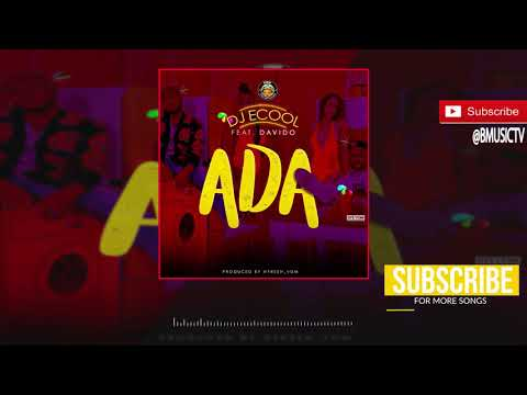 DJ Ecool ft Davido - Ada (OFFICIAL AUDIO 2018)