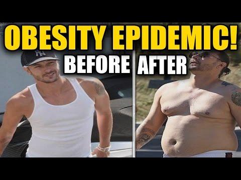20 Celebs that got FAT as FOOK! (2017 Obesity Epidemic)