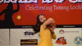 Na birse timi lai... Amazing dance by Anushka and Hanisha: Video by Satya Thapa