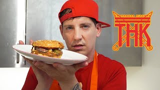 TOMMY'S CHILI CHEESEBURGER #Traphousekitchen S04E02 | Money Boy