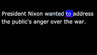 American History - Part 211 - Nixon - Vietnam,Laos,Cambodia fiasco -  China Success