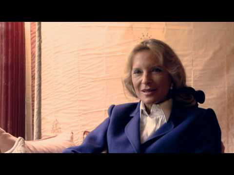 Exclusive interview with H.R.H Princess Michael of Kent part 2 of 3.avi