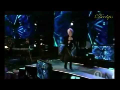 Cyndi Lauper - I Drove All Night ( Live ) Legenda - BR