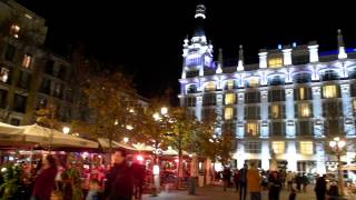 Santa Ana Square Madrid for Alfresco Dining! | 2bearbear.com