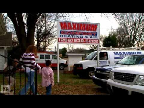 Maximum Comfort Heating & Air | HVAC | Huntsville, AL