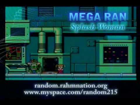 [MVM] Mega Ran - Splash Woman ( Mega Man 9 )