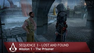 Assassin's Creed: Revelations guide / mission walkthrough in Full HD (1080p) with Full 100% Synchronization - Sequence 3 - Lost and Found - Mission 1 - The ...