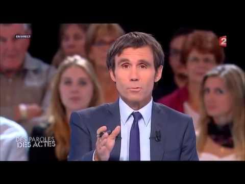 Alain Juppé se fait piéger en direct sur France 2 .