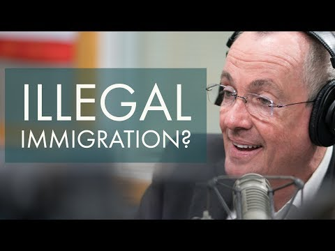 Illegal immigrants aren't all criminals — Phil Murphy on 'Ask The Governor'