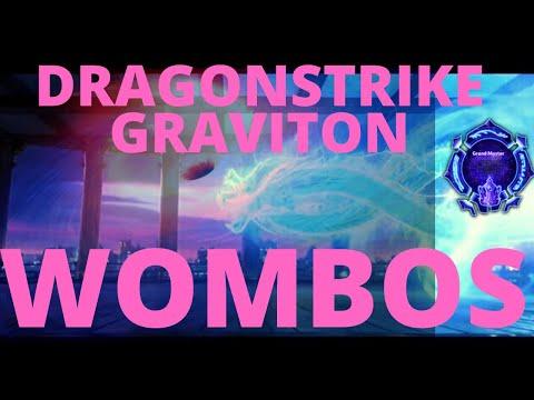 Hanzo Dragonstrike - GRAVITION DRAGONSTRIKE WOMBO? - Grandmaster Storm League