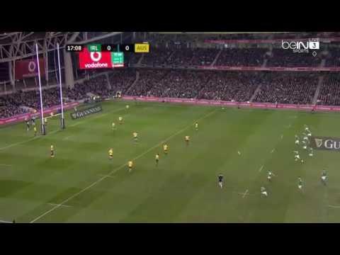 Ireland vs Australia- Highlights 2016