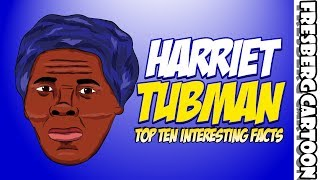 Who is Harriet Tubman? What is the Underground Railroad? | Interesting Biography Facts for Students