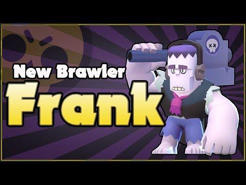 NEW BRAWLER FRANK - Sneak Peek Brawl Stars Update