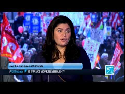 Is France working (enough)? (Part 2) - #F24Debate