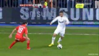 Cristiano Ronaldo vs Sevilla H HD 09 10 By Ladlem2