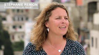La Minute Humanitaire - Stéphanie, coordinatrice de projet, Liban