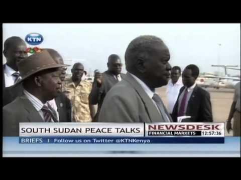 South Sudan peace talks in Addis Ababa Ethiopia