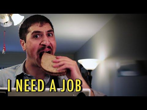 I Need a Job Rap
