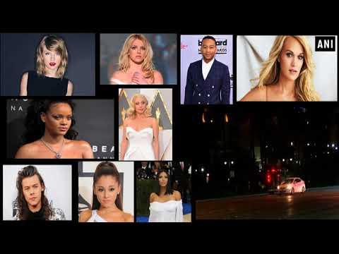 Hollywood celebrities 'heartbroken' by Vegas mass shooting - ANI News
