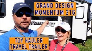 grand-design-momentum-toy-hauler-travel-trailer-21g-2019-rv-tour