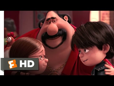 Despicable Me 2 (7/10) Movie CLIP - Margo In Love (2013) HD