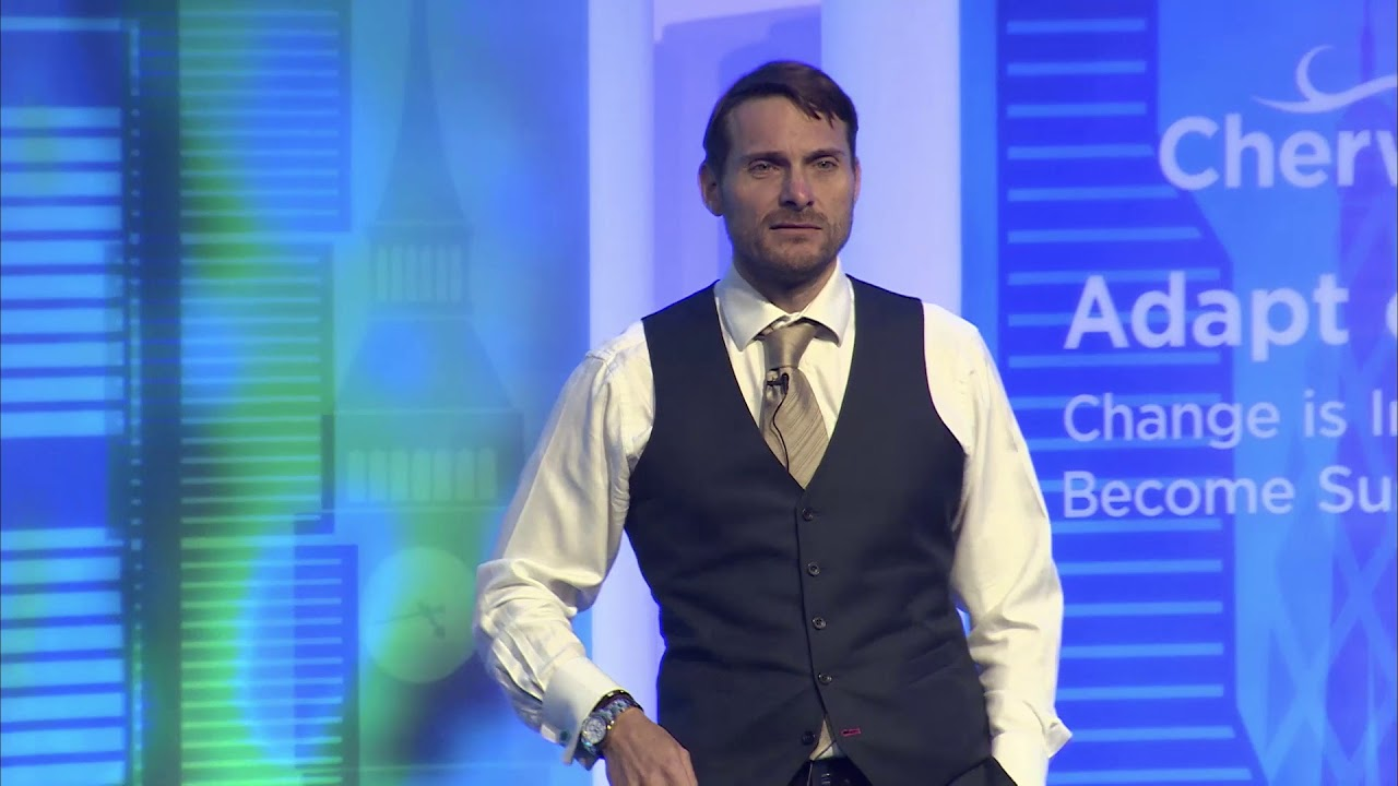 The Future of Events and Event Tech by Futurist Keynote Matthew Griffin
