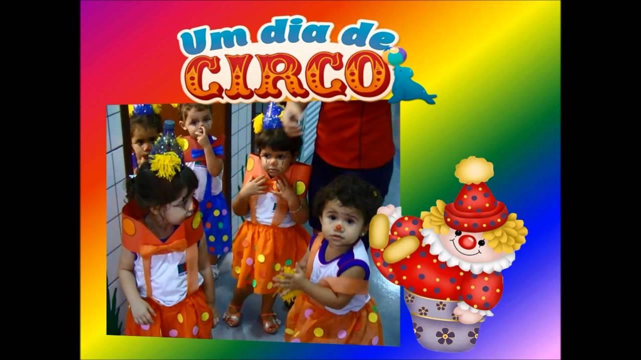 Top DIA DO CIRCO - EDUCAÇÃO INFANTIL - COLÉGIO FERNANDES VIDAL - YouTube IH06