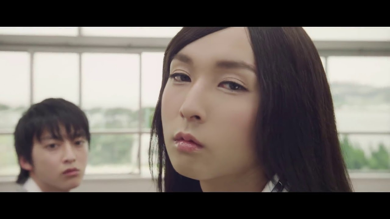 Shiseido - The Secret of High School Girls (2015)