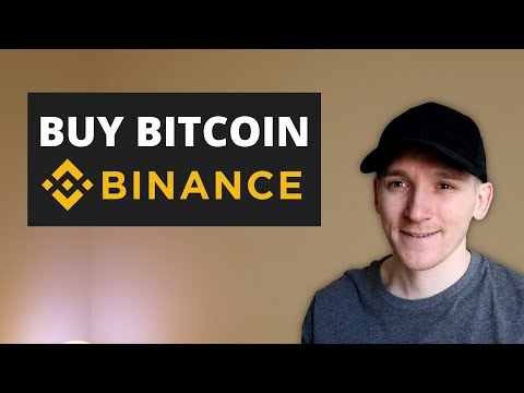 How To Buy Bitcoin On Binance - Buy Bitcoin (Easy Method) For Beginners