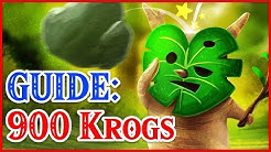 Krog Guide - ALLE 900 Krogs (Deutsch)