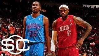 Celebrating the NBA