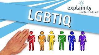 LGBTIQ einfach erklärt (explainity® Erklärvideo)
