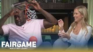 Shaq Recalls His Kobe Alley-Oop, Backboard-Shattering Dunk, and Other Career Moments | FAIR GAME Video