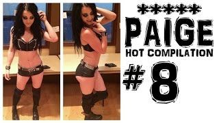 WWE Diva Paige Hot Compilation - 8