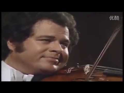 P. I. Tchaikovsky - Violin Concerto in D major Itzhak Perlman