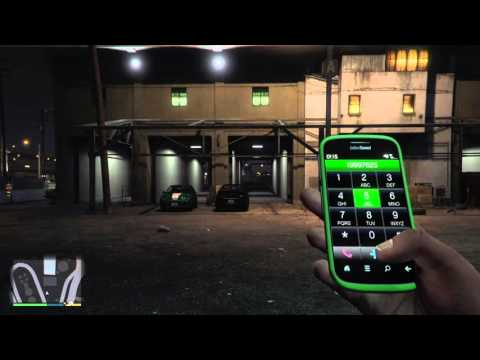 GTA 5: NEW Cell Phone Cheat Code Numbers - for ps4 and xbox