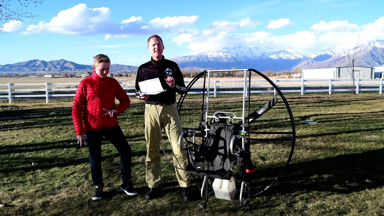 Page 13 of the 304 Reasons Flat Top Paramotors Are The ONLY Powered  Paraglider To Buy & Fly!!