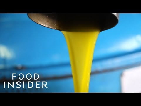 How Traditional Italian Olive Oil Is Made | Regional Eats