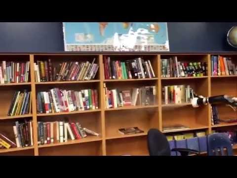 Disinfecting Oconee Christian Academy