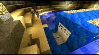 Minecraft сериал - История Робина.2 серия Пещеры нежити!.3gp